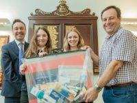 McLaren High Pupil Celebrates Reindeer Trail Design Win