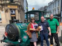 New Route for Stirling's Landtrain