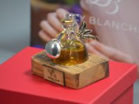 Whisky Angel With Locket Launched by Glassmakers